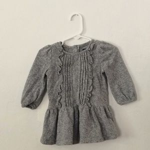 BabyGAP Grey Casual Dress
